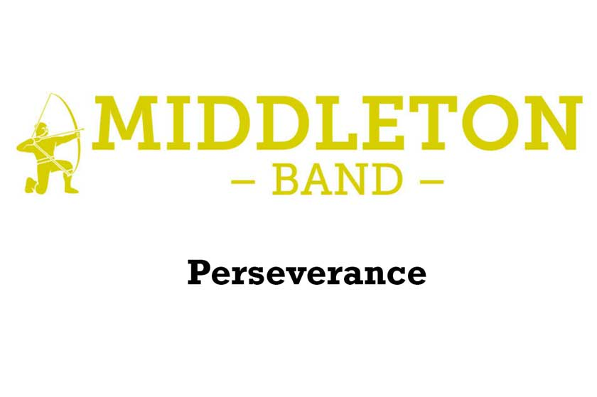 Combining Music and Video in Middleton Band's performances of 'Perseverance'
