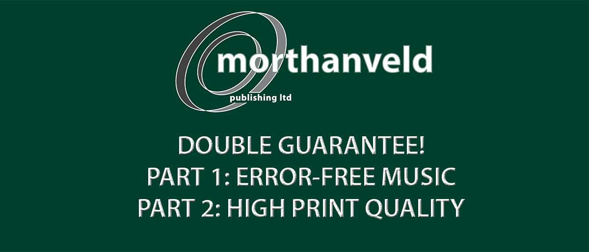 Morthanveld Publishing Double Guarantee