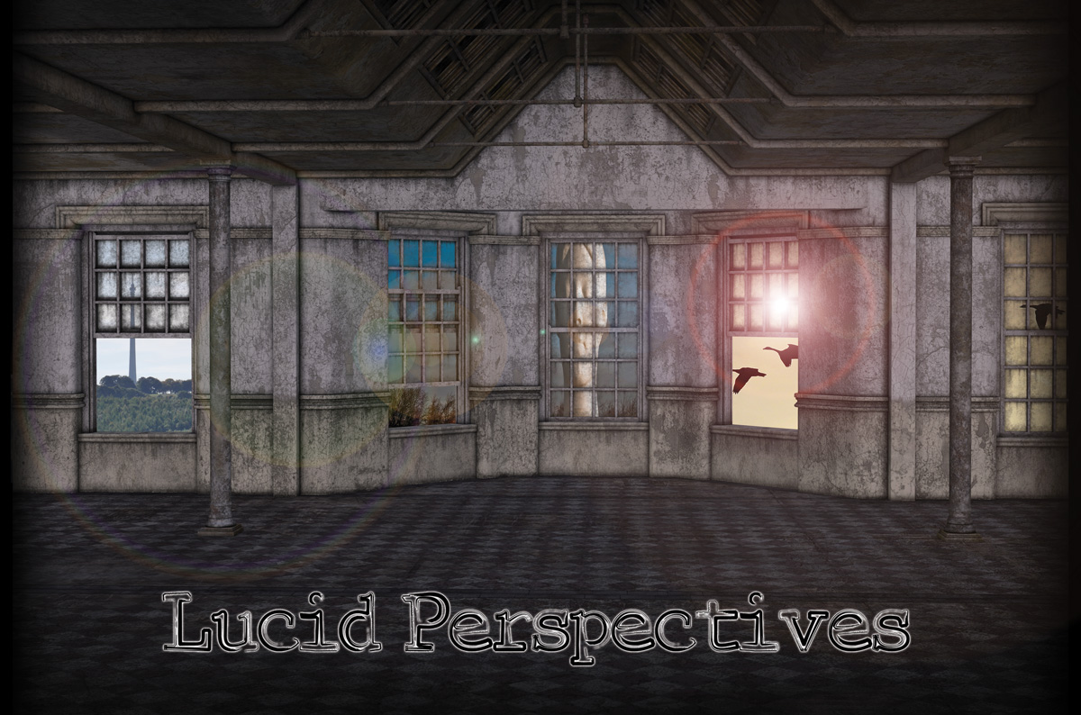 Lucid Perspectives - a collaborative composition by Lucy Pankhurts, Andrew Baker and Paul McGhee