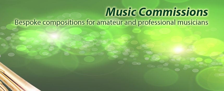 Bespoke compositions for amateur and professional musicians