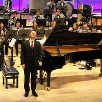 Gregson Concertante for Piano and Brass Band, 21st Century Premiere RNCM January 2018