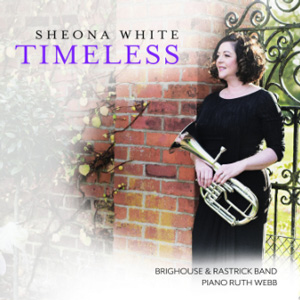 Sheona White 'Timeless' Solo CD
